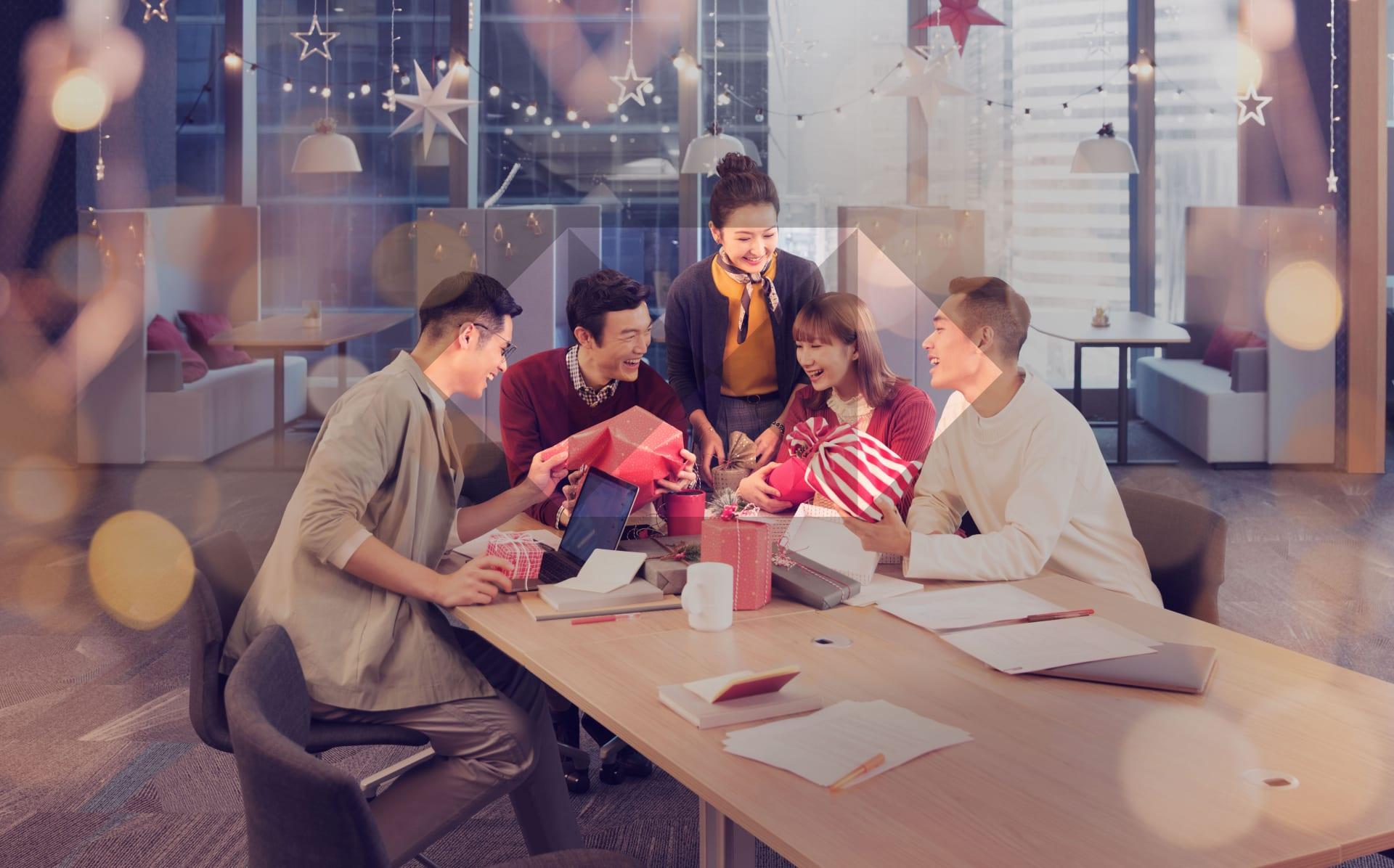 HSBC Winter Mass Spend RGB
