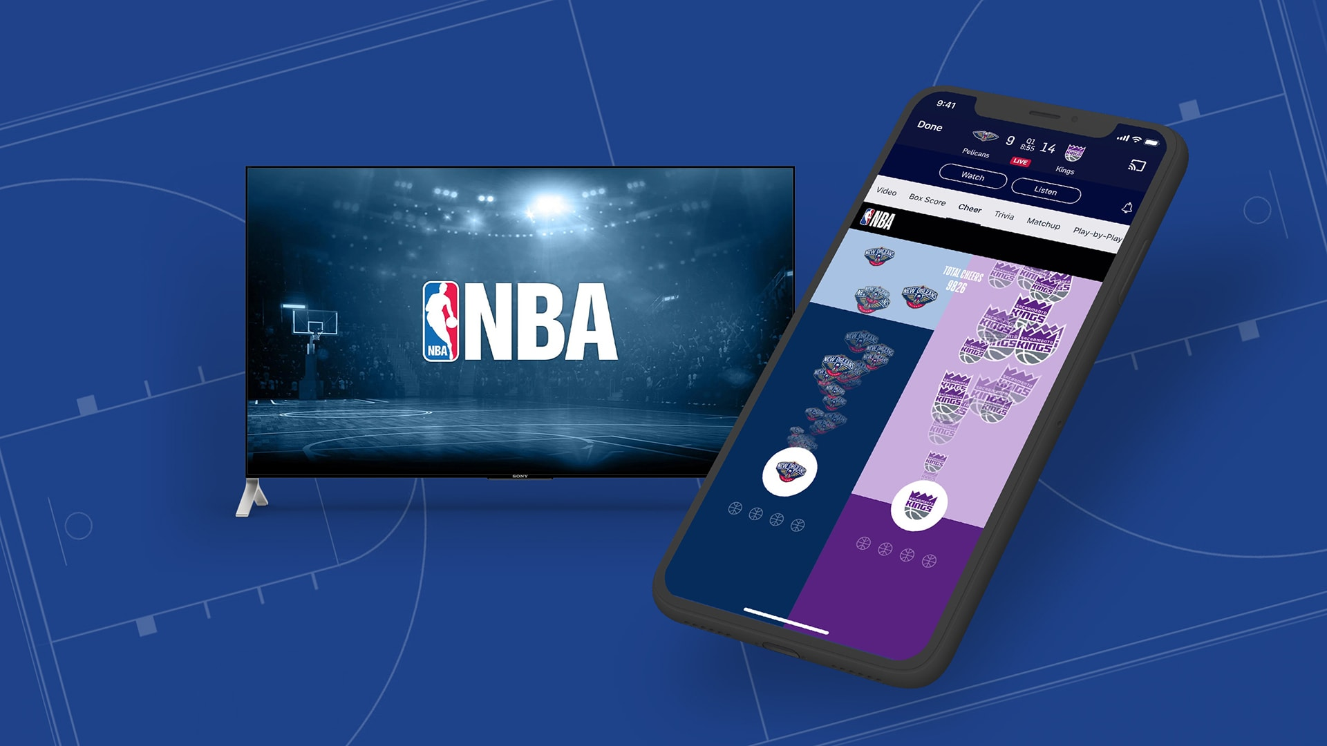Apps WORK NBA Hero