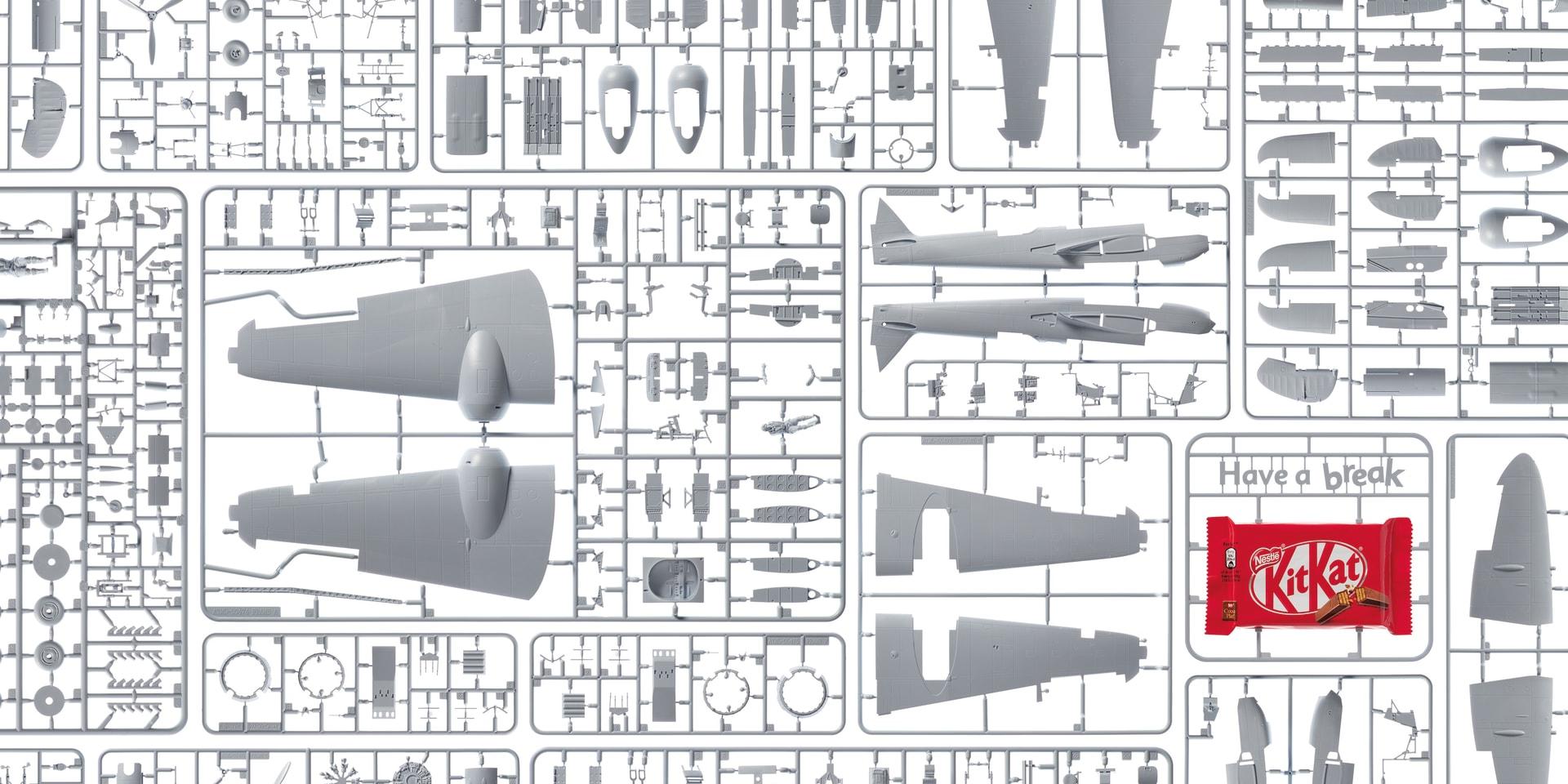 Airfix print landscape
