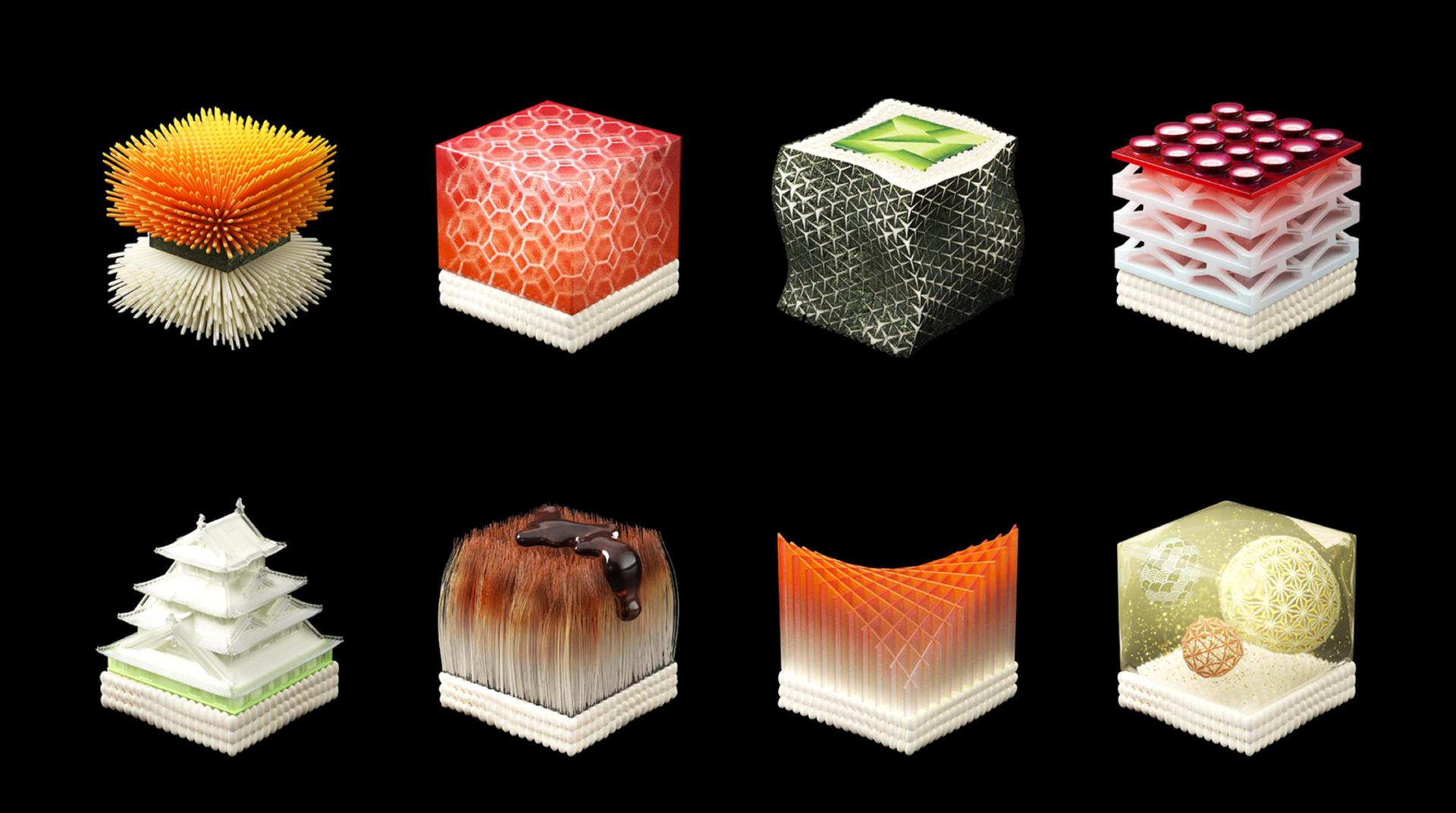 WEB sushi singularity