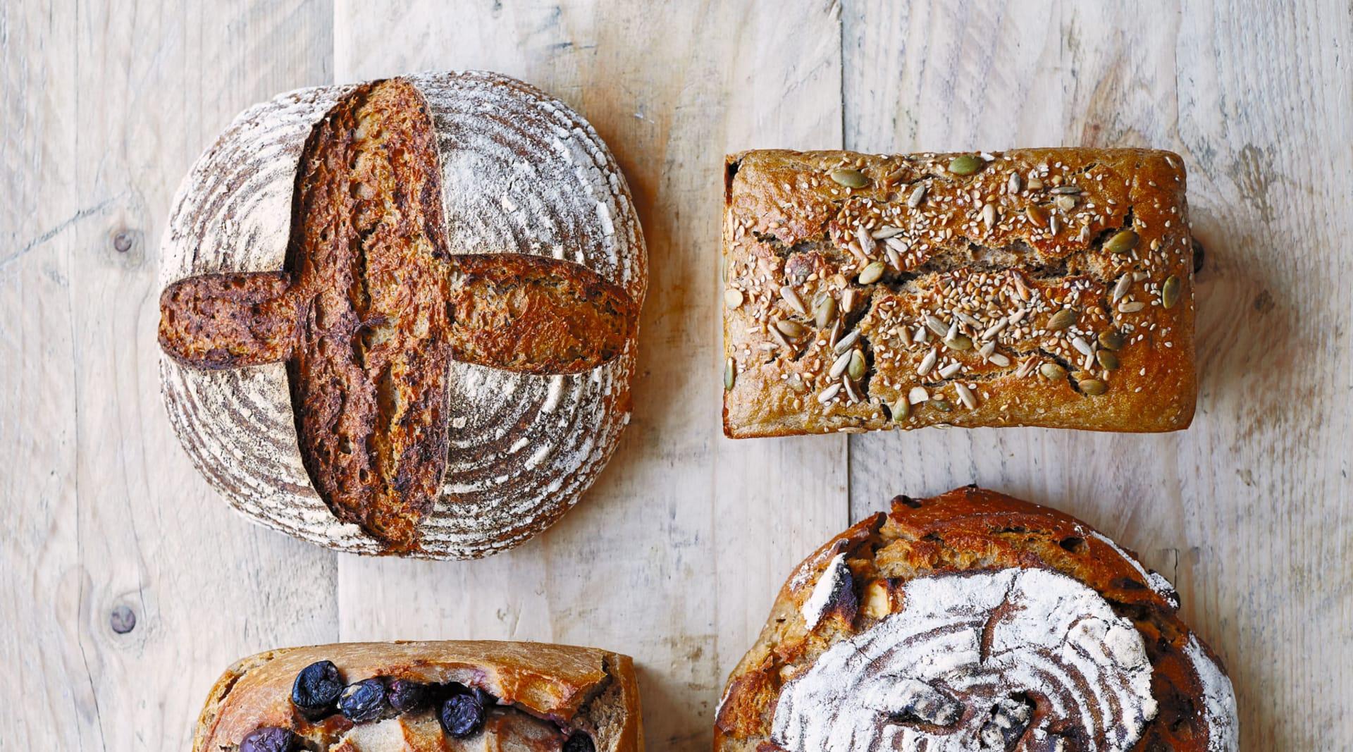 HERO modern baker