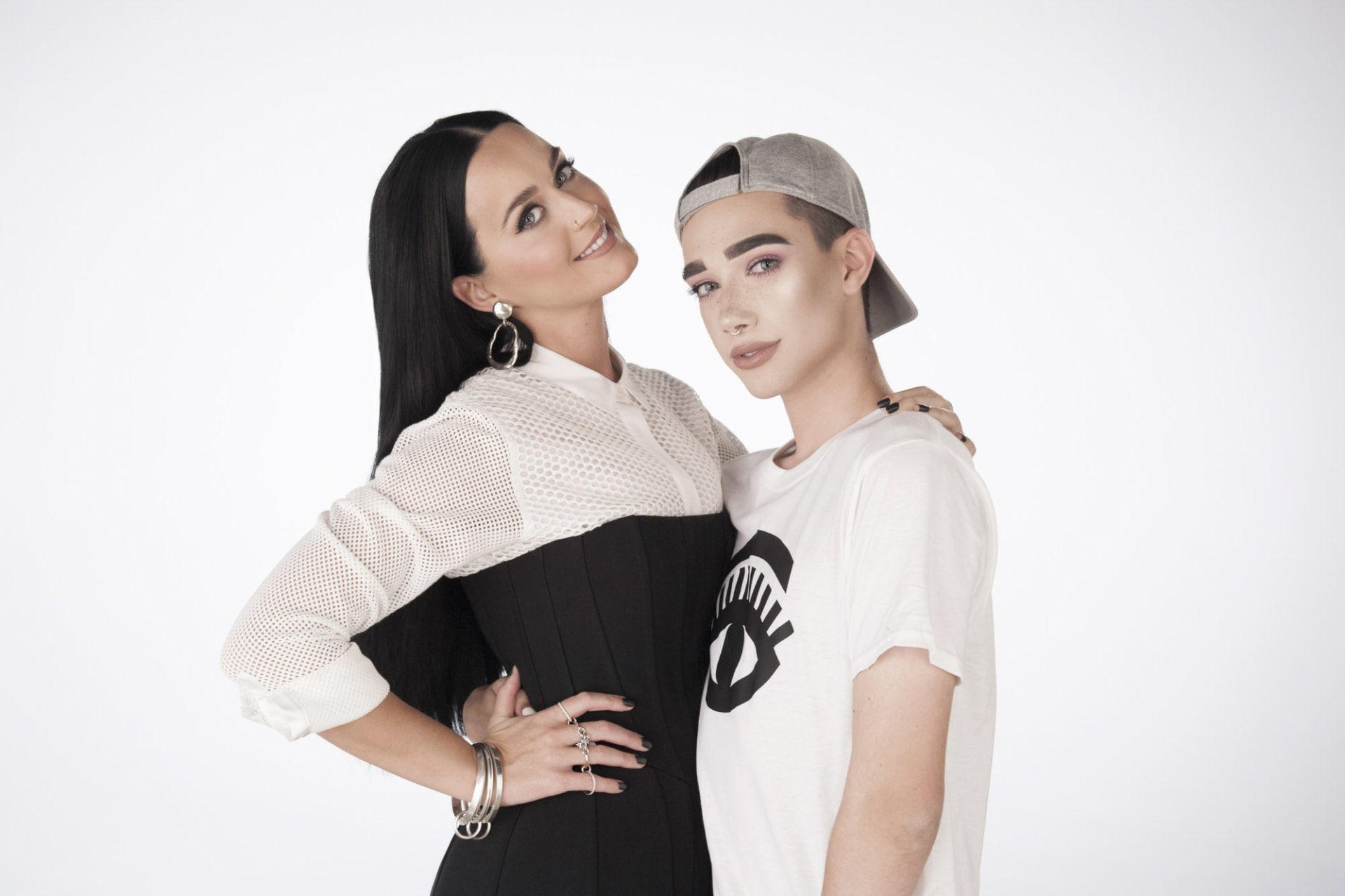 Covergirl katy perry and james charles