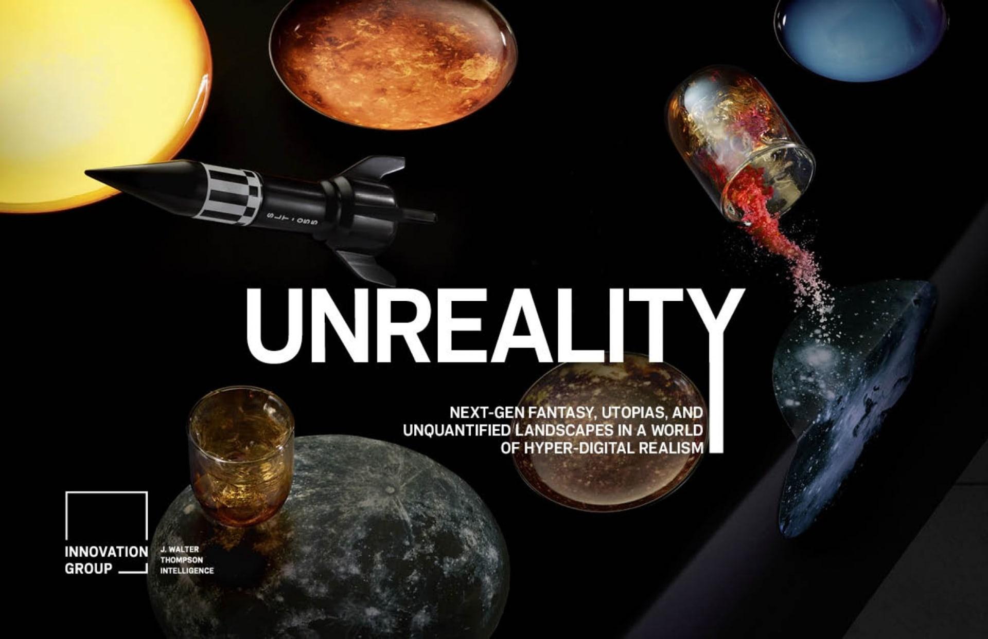 Unreality Cover