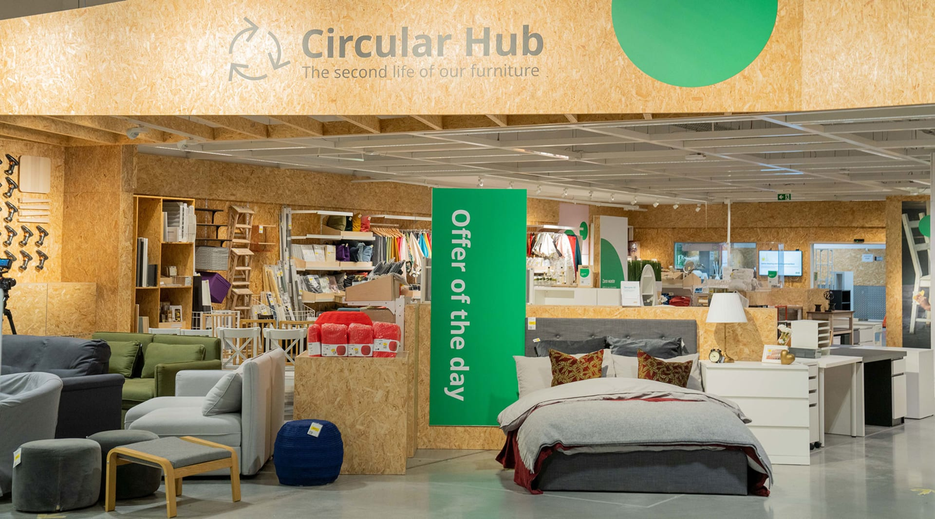 HERO IKEA launches Buy Back enabling customers to sell back old furniture giving thousands of items a second life 4 1