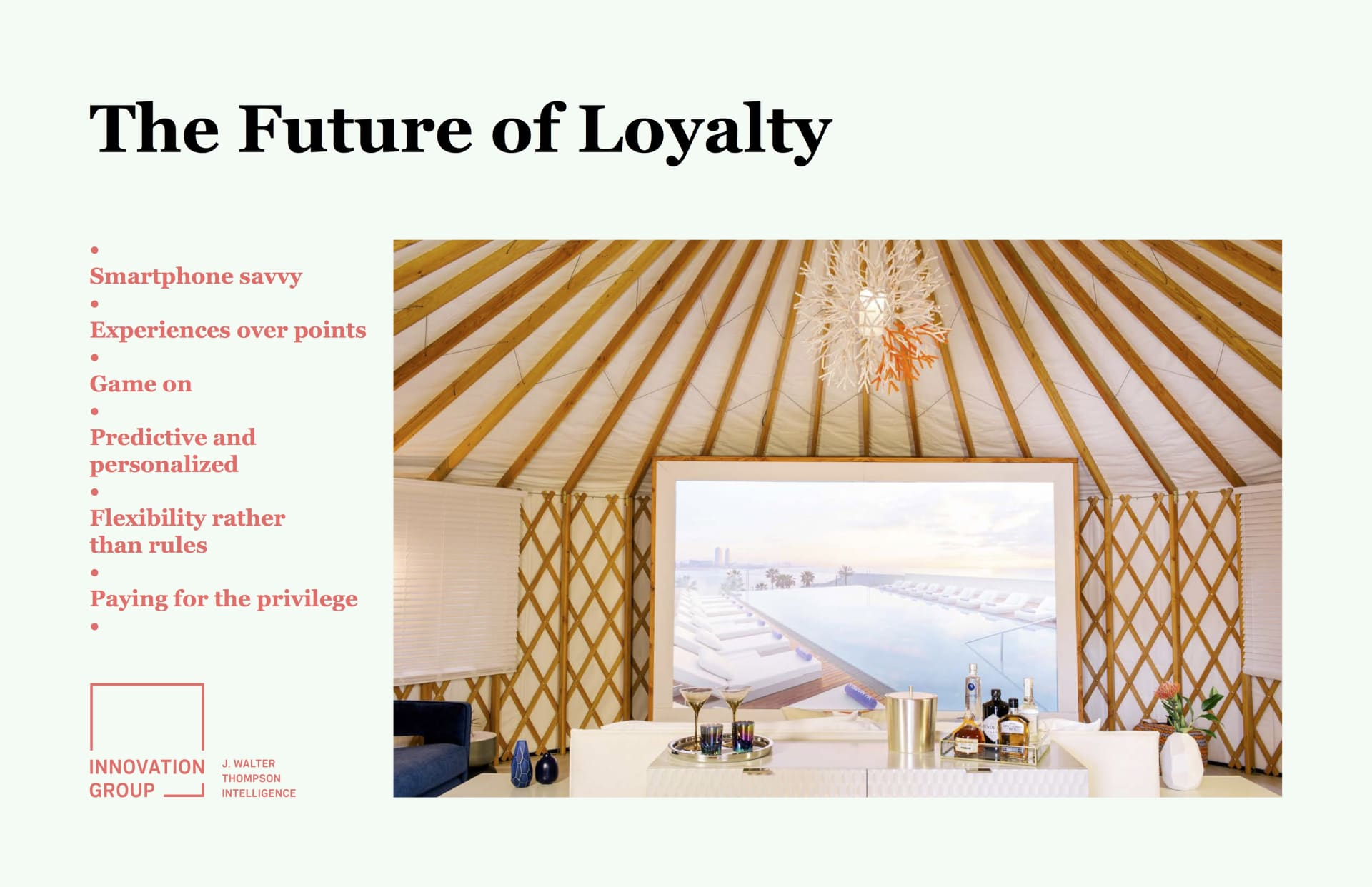 The Future of Loyalty