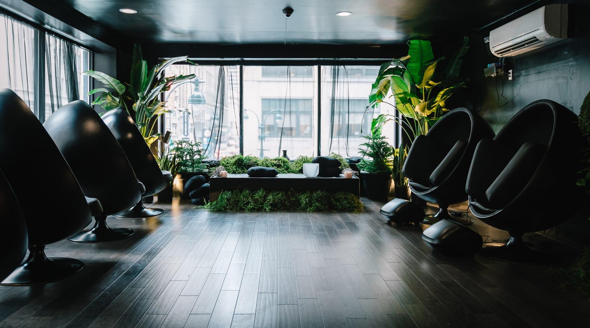 JWT meditation lounge