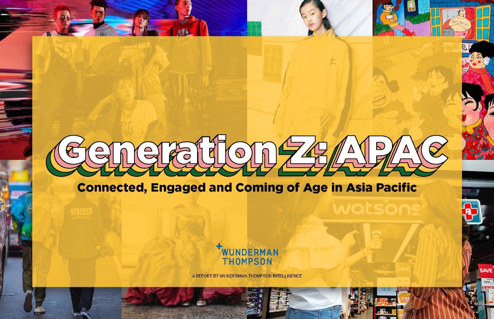 Gen Z APAC cover