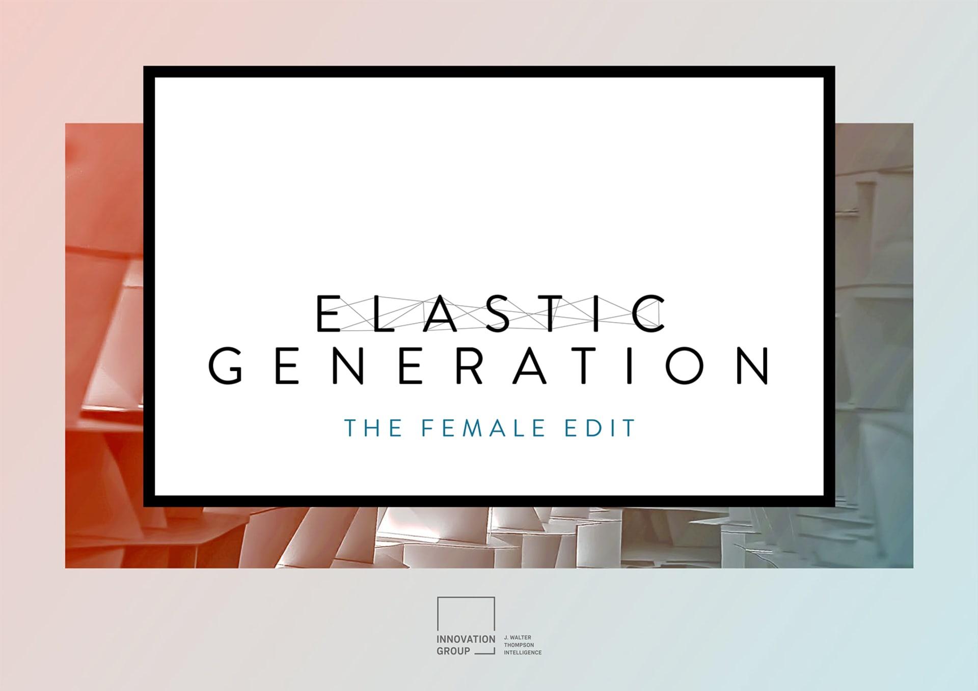 JWT Elastic Generation Cover