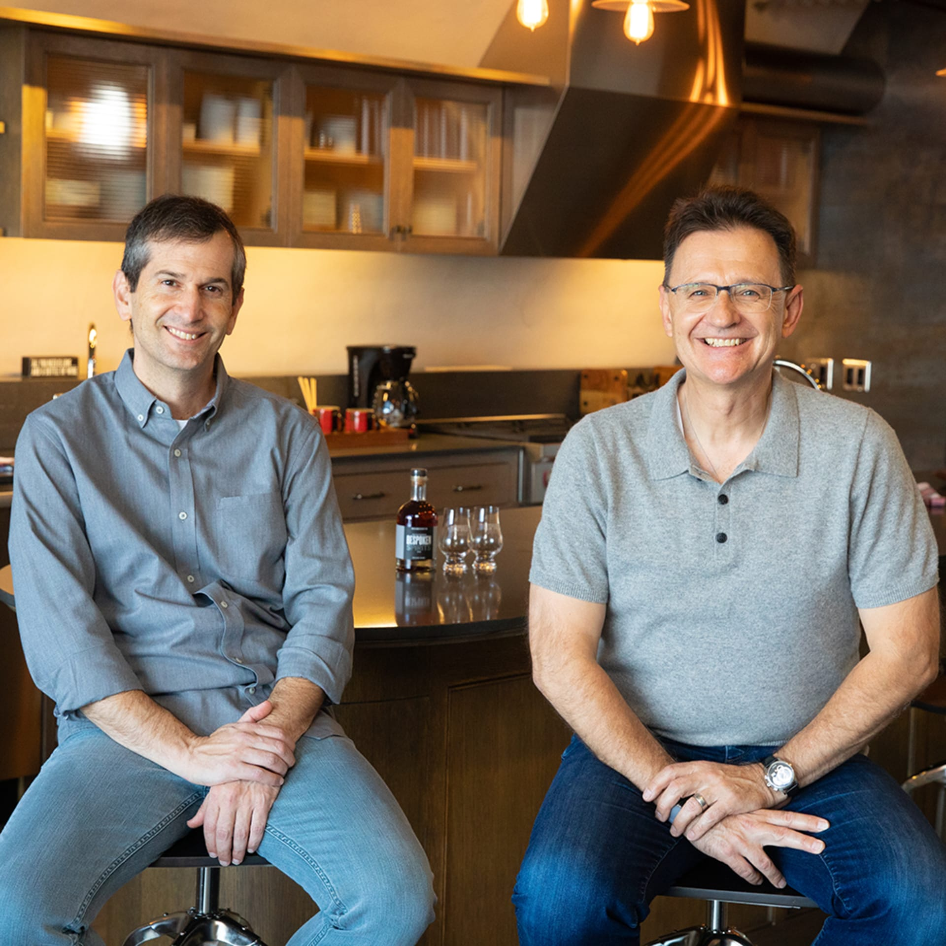 HERO Bespoken Stu and Martin 1