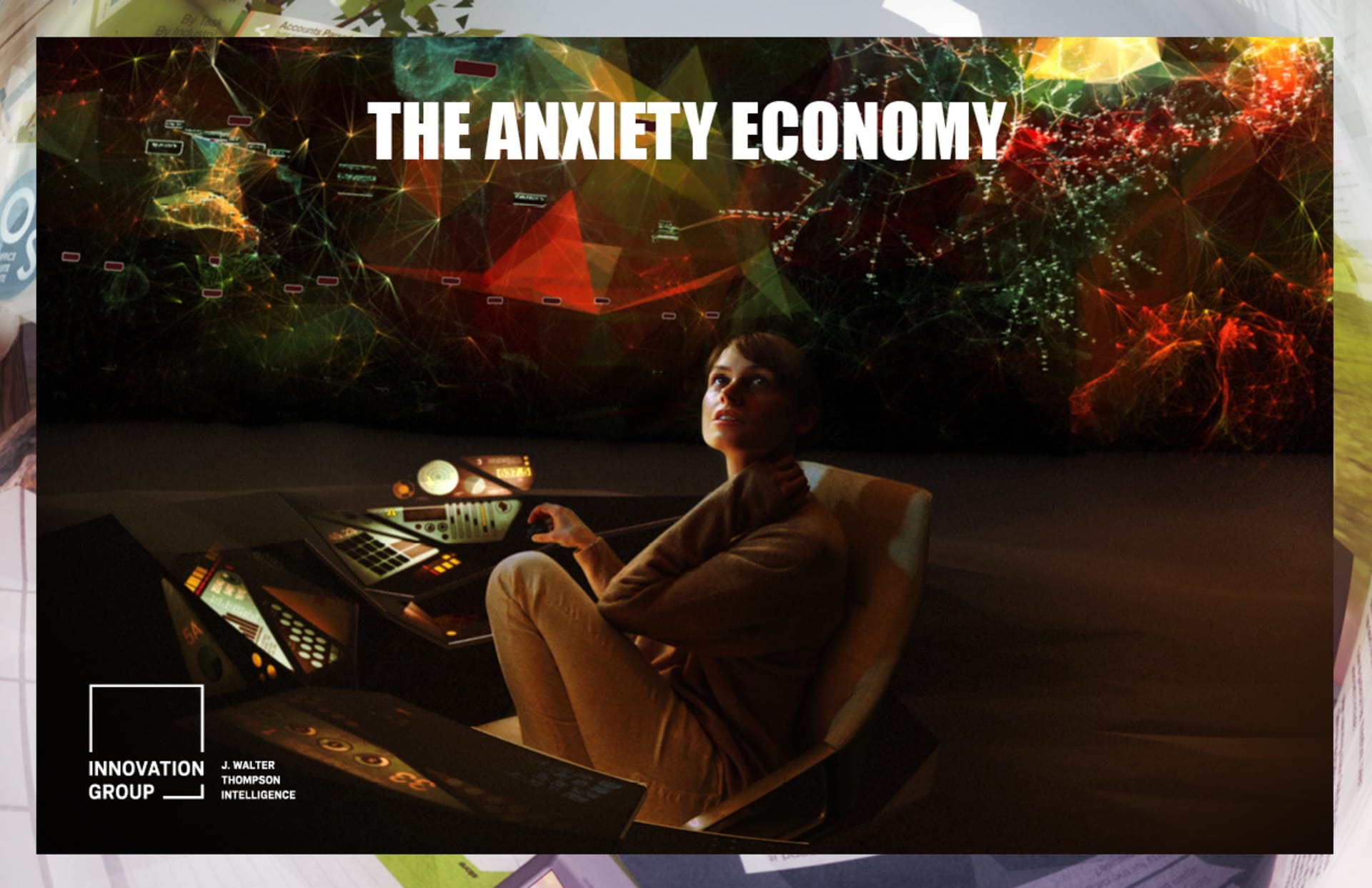 The Anxiety Economy cover