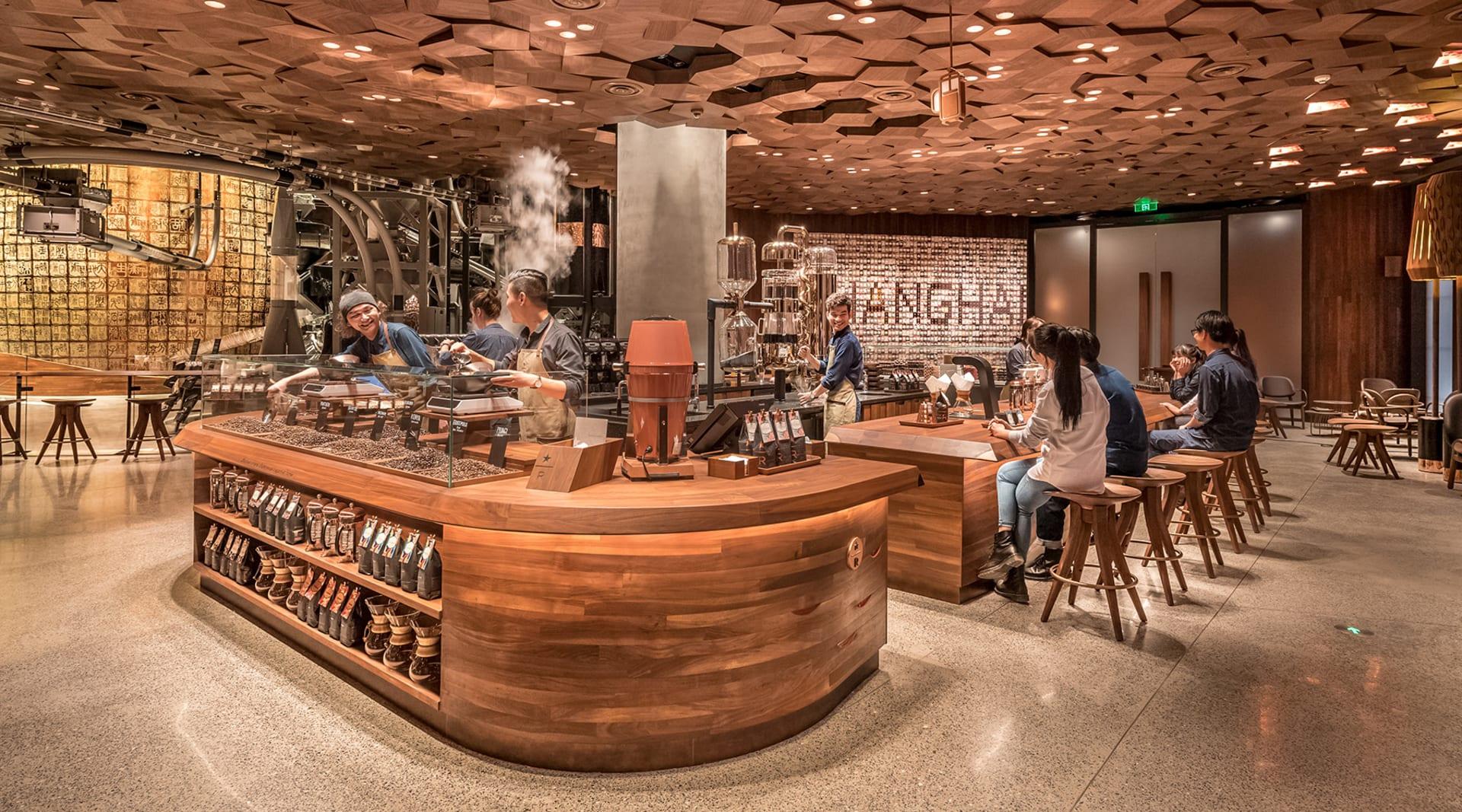 HERO Starbucks Roastery Shanghai Top 10 Things 22