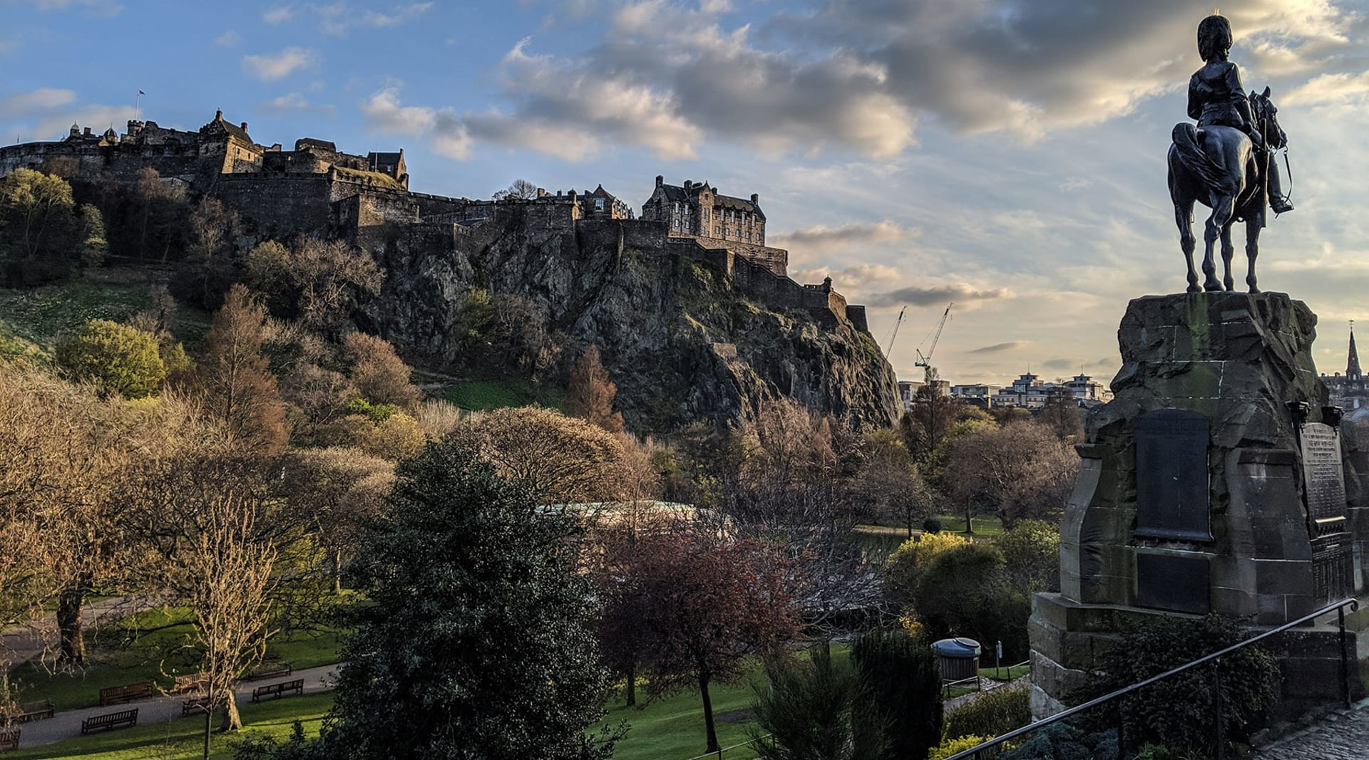 HERO Edinburgh Castle Scotland 1