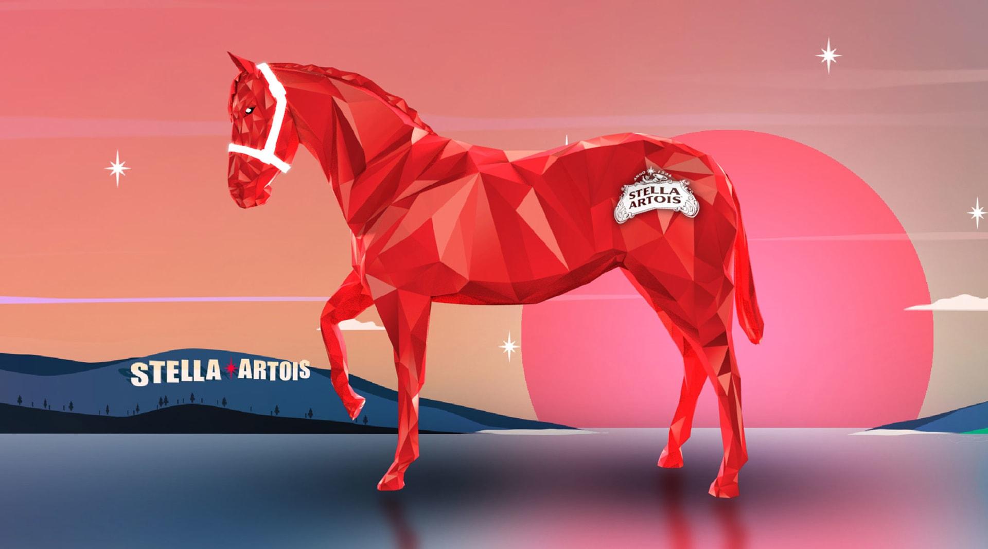 HERO Stella horse from FB