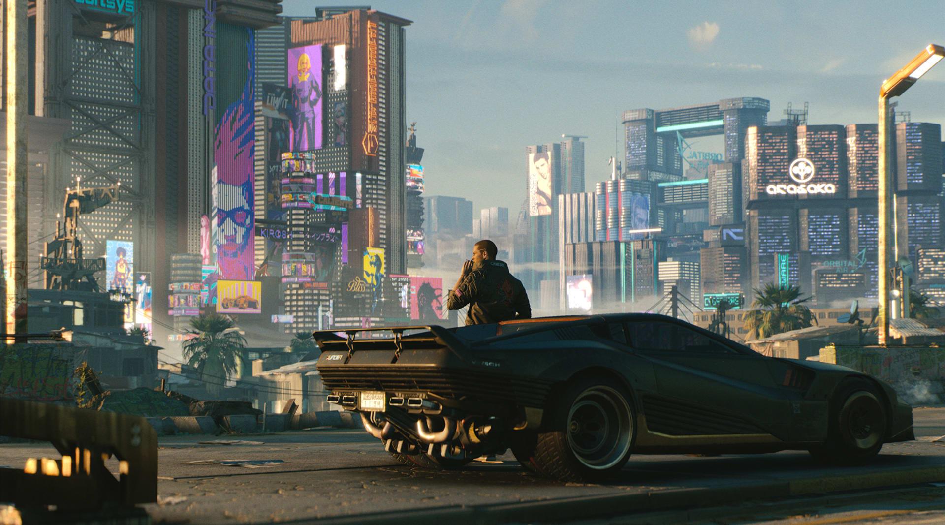 HERO Cyberpunk 2077