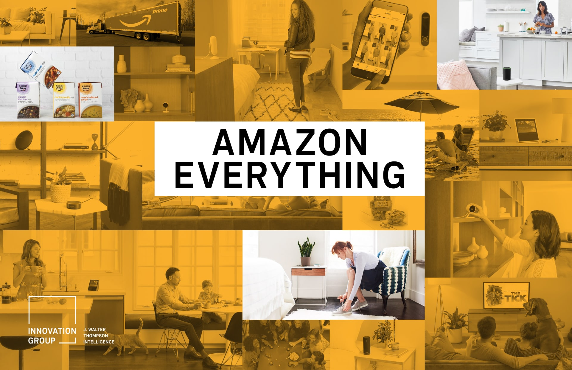 JWT Amazon Everything COVER