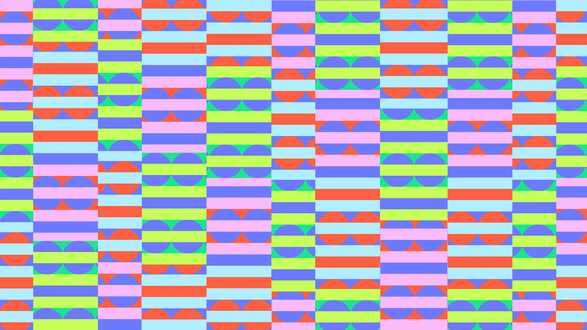 colourfull pattern
