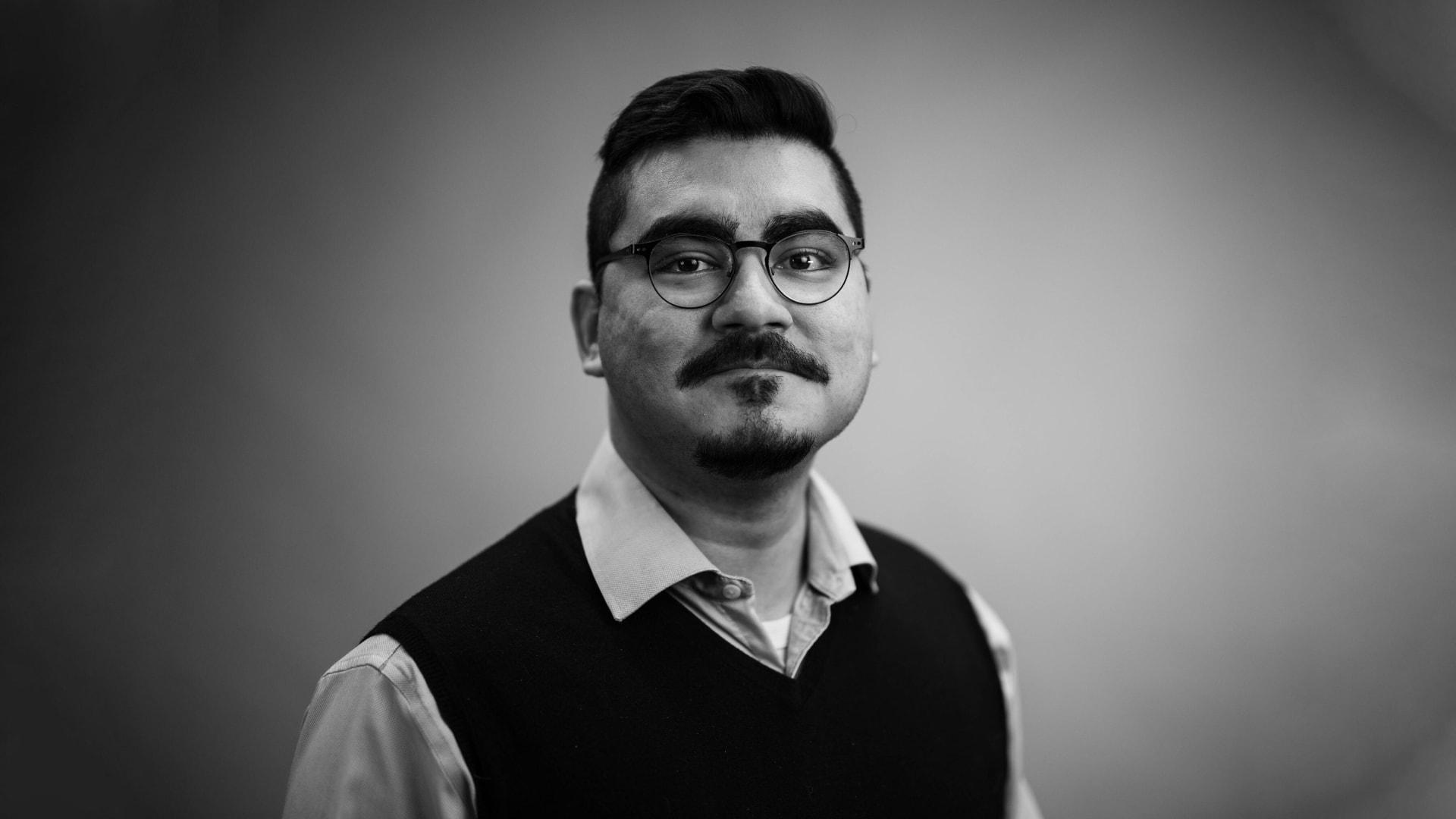 Aliyar Hussain WT Finland