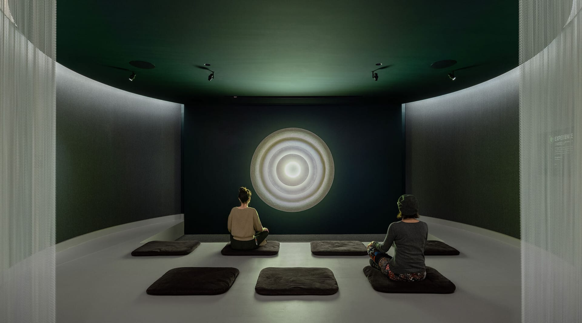 HERO PRO Mandala Lab 0125 by Rafael Gamo courtesy of the Rubin Museum of Art Peterson Rich Office