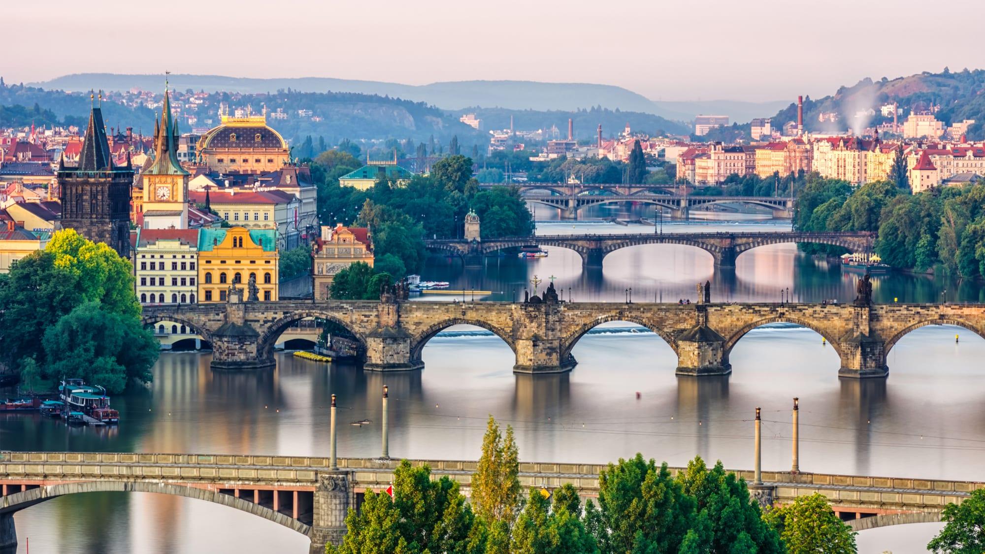 Czech Republic Prague Photo 1