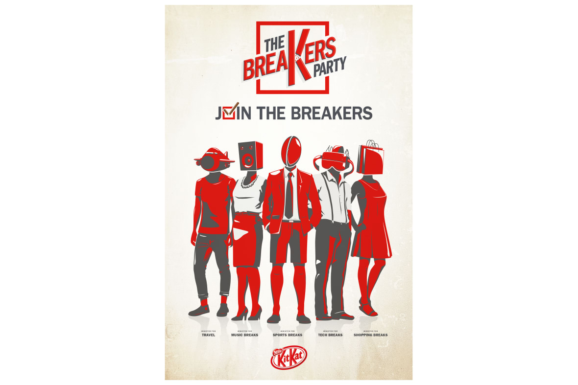 Breakers Party Poster 2400Px