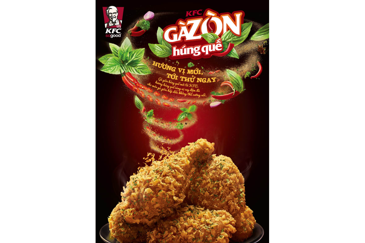 Kfc Spicy Basil Chicken Final Kv