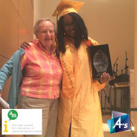 High School Grad Dianna Florissant receives inaugural Raising the Bahr Scholarship
