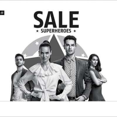 Shoppers Stop Launches 'Sale Superheroes' Campaign