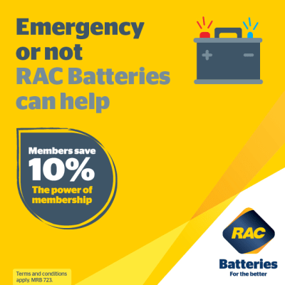Batteries Radio Campaign