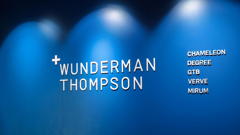 Thailand Wunderman Thompson Company Signage