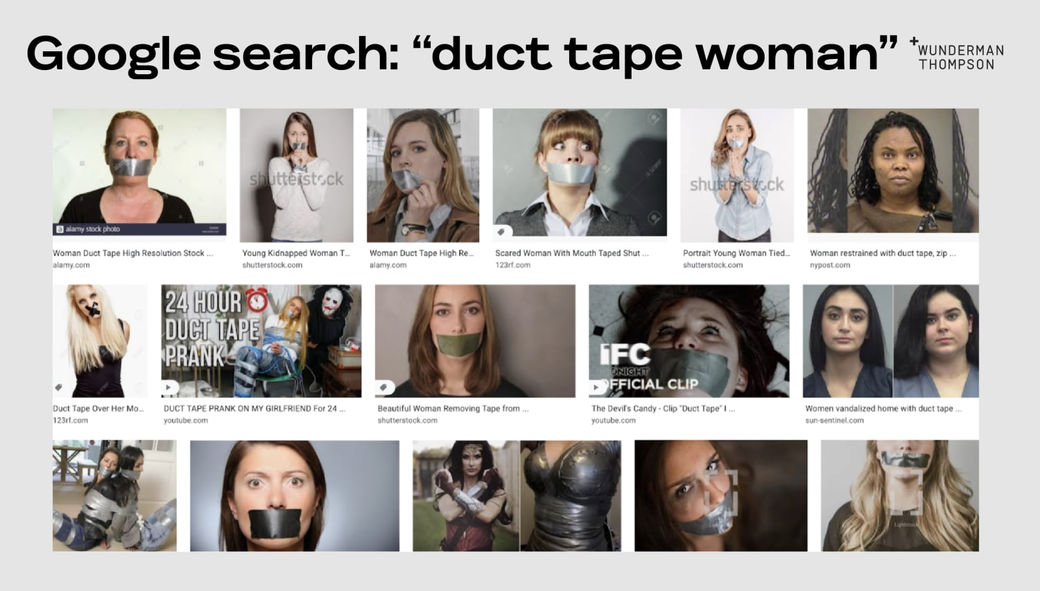 Ai Bias Graphics Google Search woman