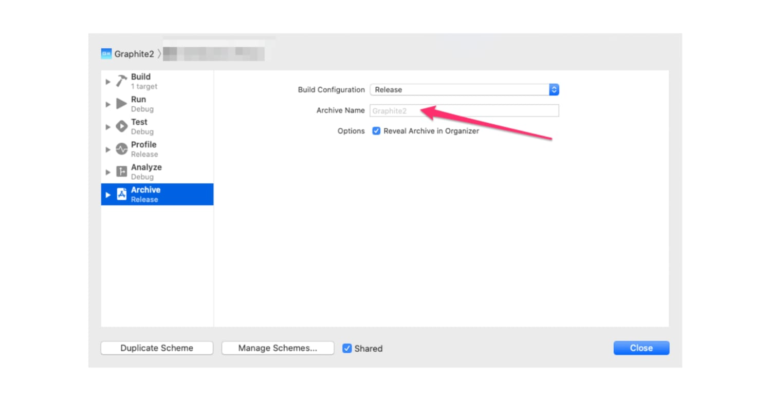 Apps INSIGHT Edit Xcode12 1