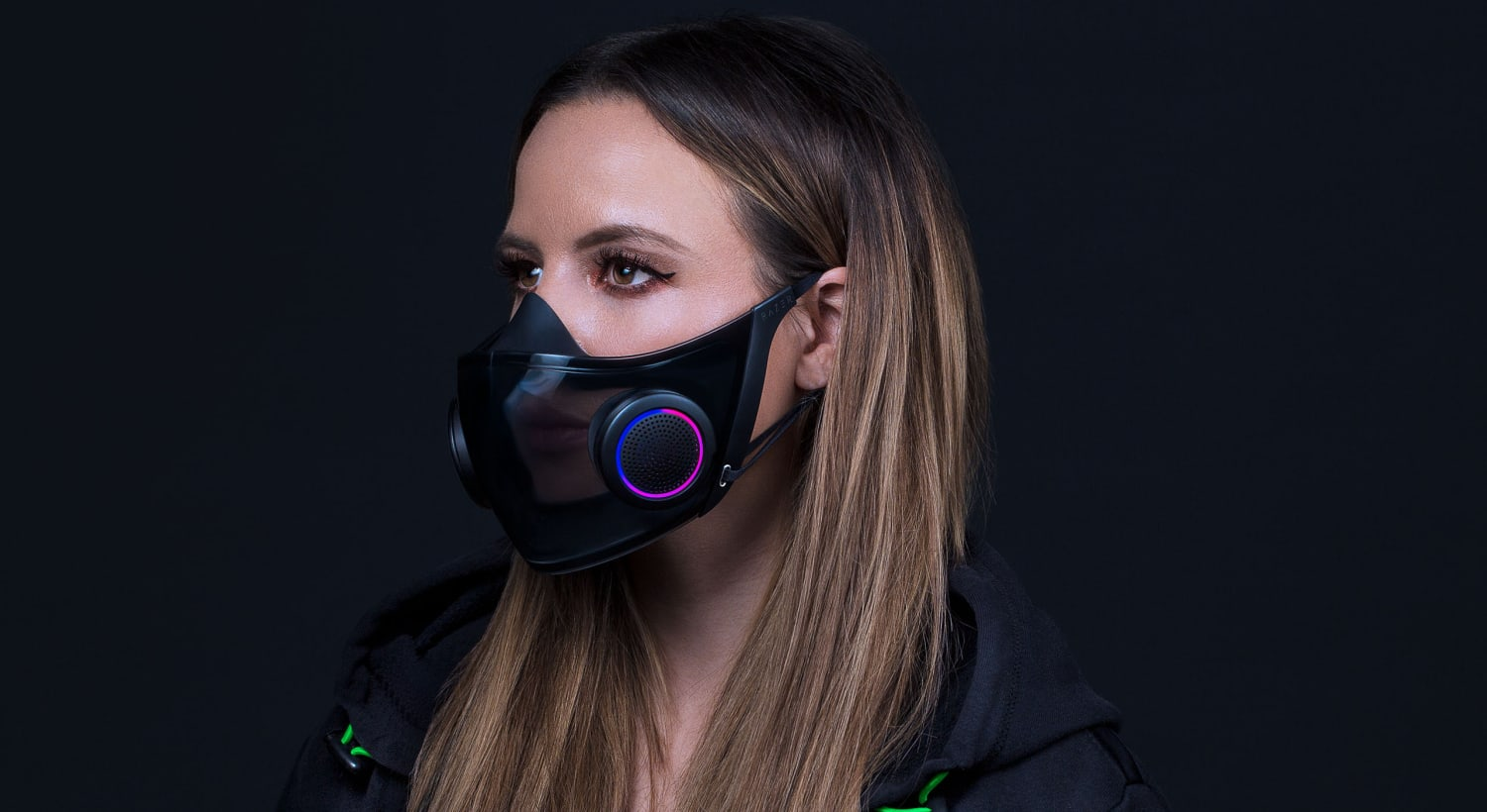 Apps INSIGHT CES2021 Smart Mask2