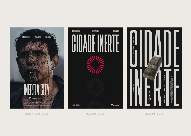 Inertia City posters
