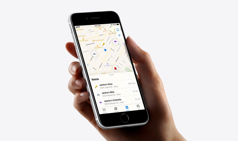 Apple airtag image