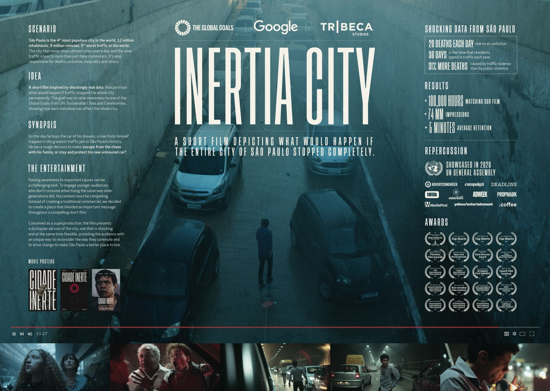 Inertia City Board ENTERTAINMENT