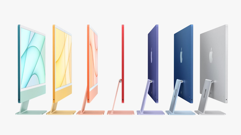 Apple imac image