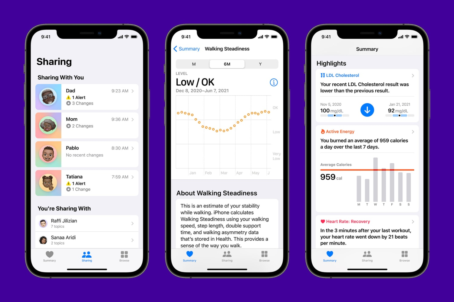 Apps Apple WWDC21 Healthcare INSIGHT 1
