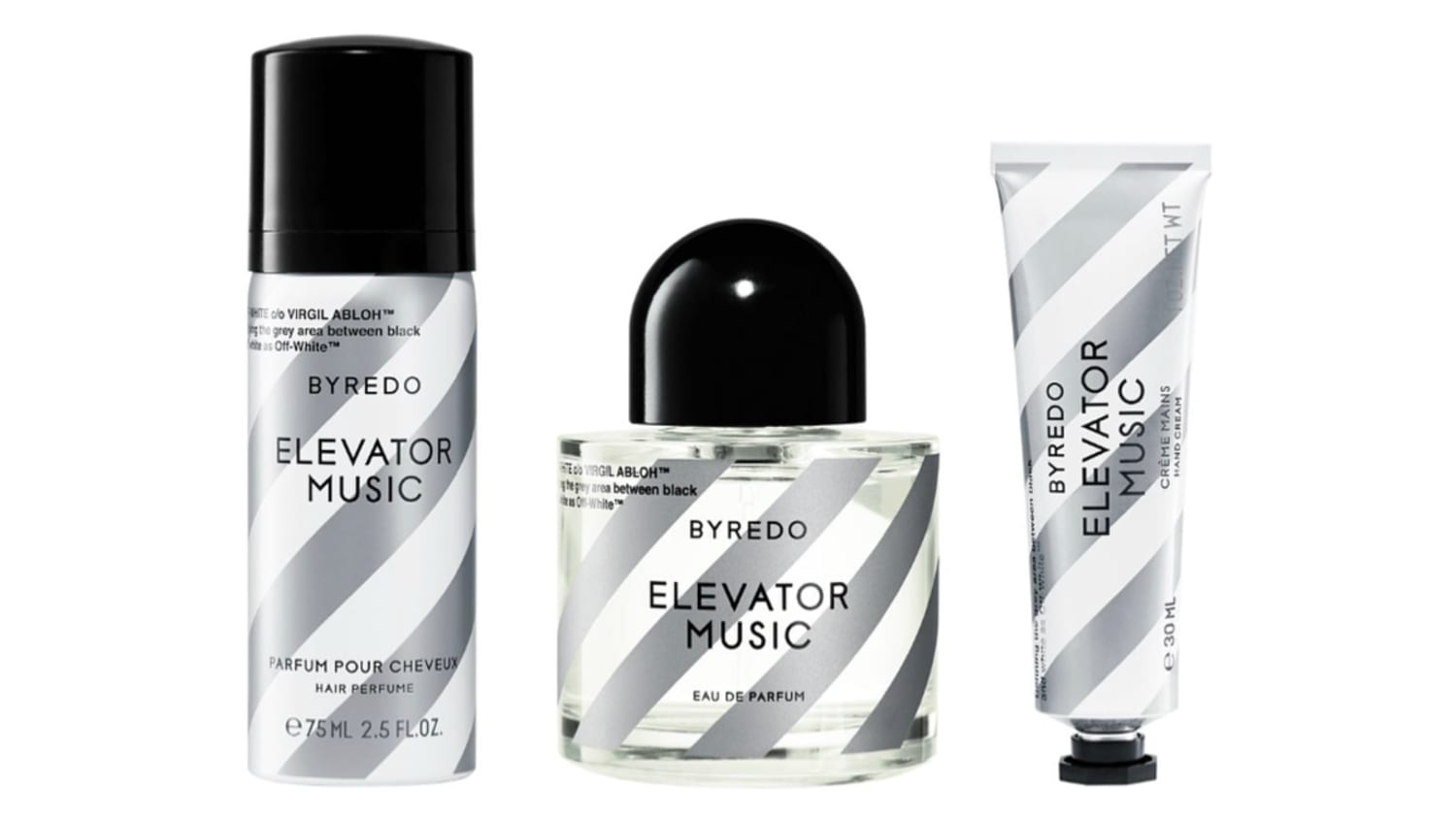 Elevator Music by Byredo and Off White