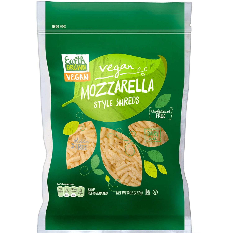 JWT Earth Grown Vegan Cheese Mozzarella