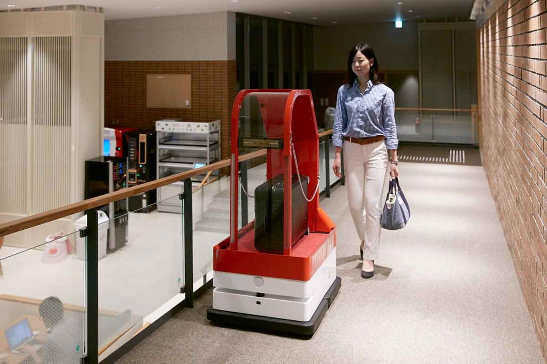 WEB Porter Robot