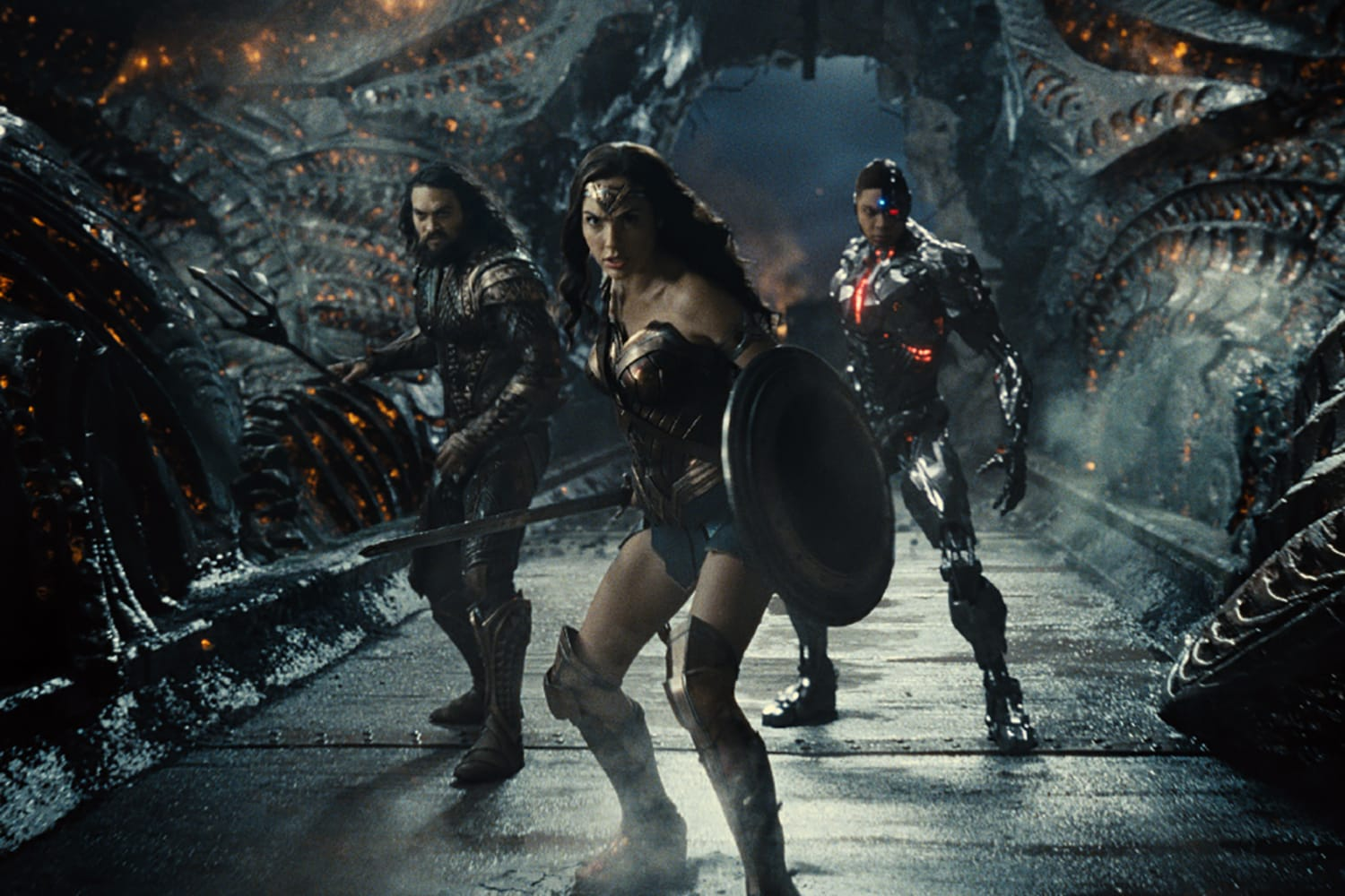 WEB Zack Snyders Justice League HBO Max