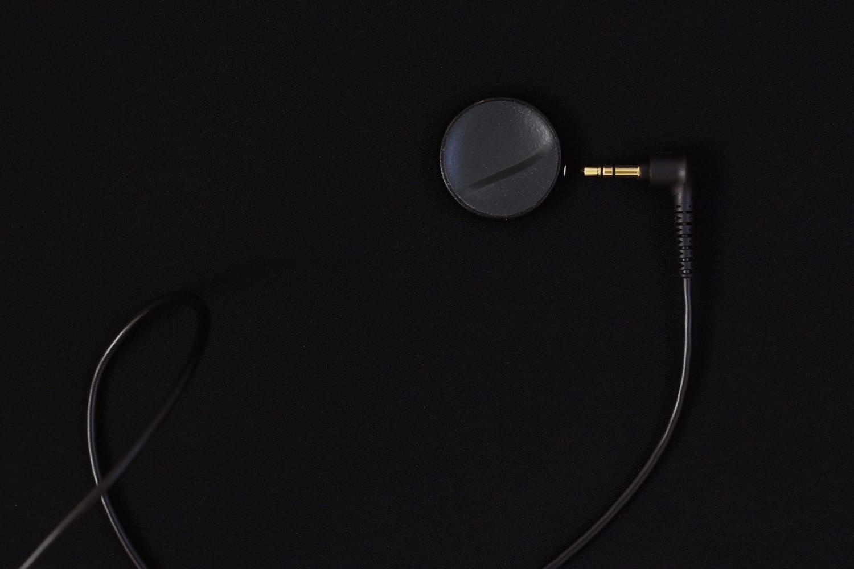 WEB Vibeat headphones connector
