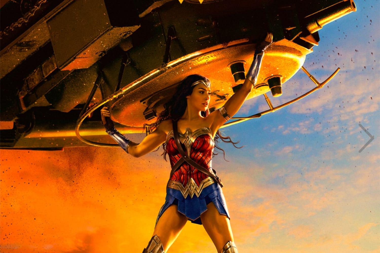 WEB Wonder Woman