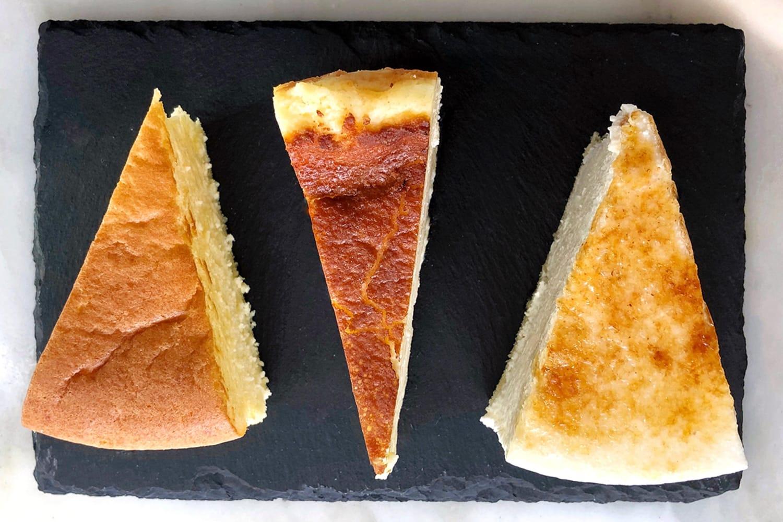 JWT Three Cheesecake