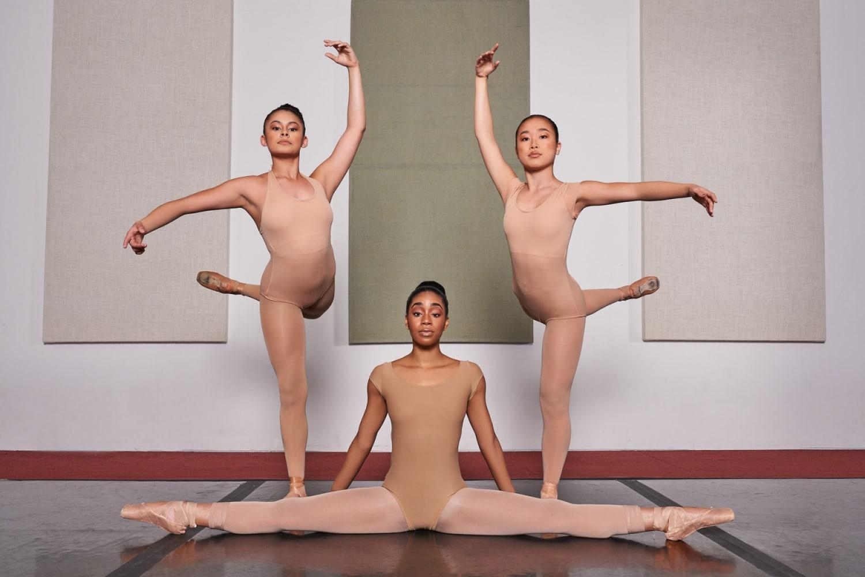 Booker T Washington Dallas High school dancers1