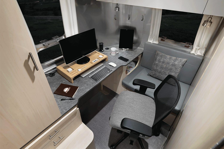 WEB 2021 Flying Cloud 30 Office Seattle Mist Office Propped WEB