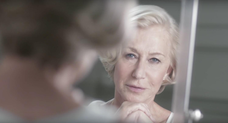 Helen Mirren for L Oréal