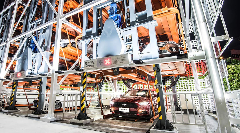 WEB 多达十款福特品牌车型供消费者进行试乘试驾体验 包括深受消费者追捧的经典美式肌肉跑车福特 Mustang