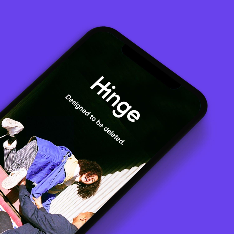 Hinge App Screen1