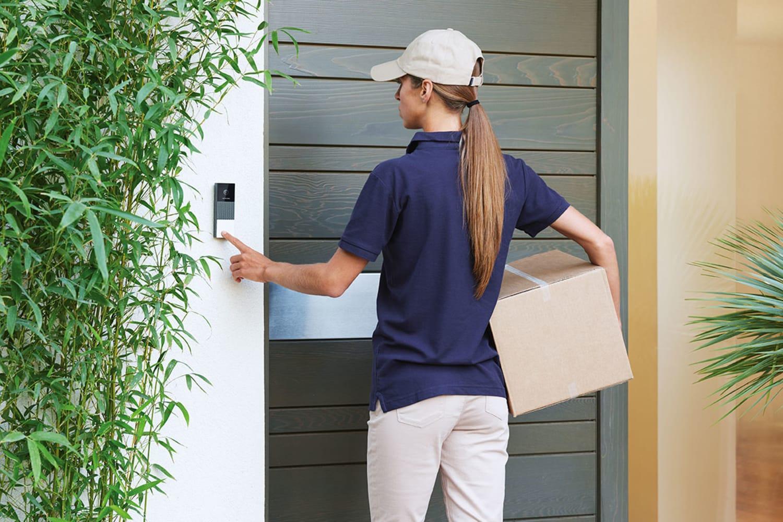WEB Doorbell Delivery WEB HD